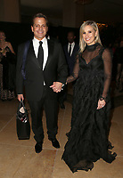 BEVERLY HILLS, CA - JANUARY 06: Anthony Scaramucci, Deidre Ball at the Amazon Prime Video's Golden Globe Awards After Party at The Beverly Hilton Hotel on January 6, 2019 in Beverly Hills, California. <br /> CAP/MPI/FS<br /> &copy;FS/MPI/Capital Pictures