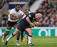 Twickenham, United Kingdom.  Dan COLE, during the Old Mutual Wealth Series Rest Match: England vs Fiji, at the RFU Stadium, Twickenham, England, Saturday  19/11/2016<br />