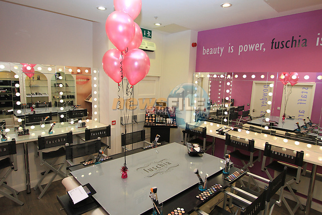 New Make Up Course Studio in Fuschia, Scotch Hall...(Photo credit should read Jenny Matthews www.newsfile.ie)....
