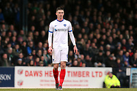 Oliver Hawkins of Portsmouth during Southend United vs Portsmouth, Sky Bet EFL League 1 Football at Roots Hall on 16th February 2019