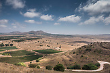 ISRAEL, Golan Heights in the North, Curvy Roads and 'Golan Heights, Vineyards