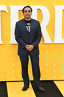 "LONDON, UK. June 18, 2019: Sanjeev Bashkar arriving for the UK premiere of ""Yesterday"" at the Odeon Luxe, Leicester Square, London.<br /> Picture: Steve Vas/Featureflash"