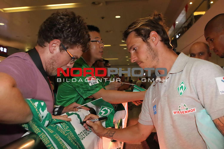 01.07.2014, Airport, Changchun, GER, <br />