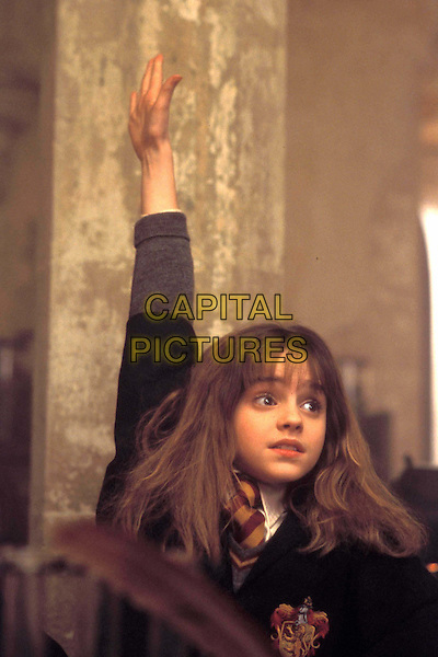 EMMA WATSON.in Harry Potter & The Philosopher's Stone .Filmstill - Editorial Use Only.Ref: 11231.CAP/AWFF.Supplied by Capital Pictures