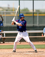 Douglas Hogan / Texas Rangers 2008 Instructional League..Photo by:  Bill Mitchell/Four Seam Images