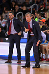 League ACB-ENDESA 2018/2019. Game: 14.<br /> FC Barcelona Lassa vs Monbus Obradoiro: 79-73.<br /> Moncho Fernandez.