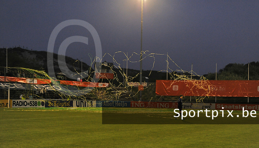 KNVB Beker Finale : ADO Den Haag - FC Twente : feest bij ADO<br /> foto DAVID CATRY / Nikonpro.be