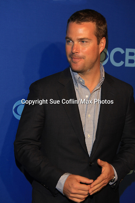 Chris O'Donnell at the CBS Upfront on May 15, 2013 at Lincoln Center, New York City, New York. (Photo by Sue Coflin/Max Photos)