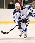 Stu Higgins (Maine - 22) - The University of Maine Black Bears defeated the University of New Hampshire Wildcats 5-4 in overtime on Saturday, January 7, 2012, at Fenway Park in Boston, Massachusetts.