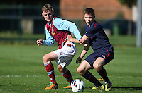 121006 West Ham Utd U18 v Blackburn Rovers U18