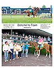 Dancing to Town winning at Delaware Park  on 6/9/12