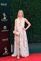 PASADENA - APR 29: Eva Paris Ciciny at the 45th Daytime Emmy Awards Gala at the Pasadena Civic Center on April 29, 2018 in Pasadena, California