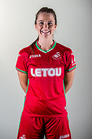 Wedensday 26 July 2017<br />Pictured: Emma Beynon<br />Re: Swansea City Ladies Squad 2017- 2018 at the Liberty Stadium, Wales, UK