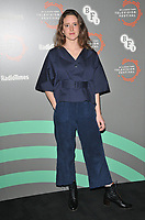 Louisa Harland at the &quot;Derry Girl&quot; BFI &amp; Radio Times Television Festival screening, BFI Southbank, Belvedere Road, London, England, UK, on Sunday 14th April 2019.<br /> CAP/CAN<br /> &copy;CAN/Capital Pictures
