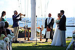 American Yacht Club, Summer Wedding,.Rye New York.Allison Sovey and Charles Carnegie