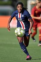 Ashley Lawrence PSG <br /> Roma 8/9/2019 Stadio Tre Fontane <br /> Luisa Petrucci Trophy 2019<br /> AS Roma - Paris Saint Germain<br /> Photo Andrea Staccioli / Insidefoto