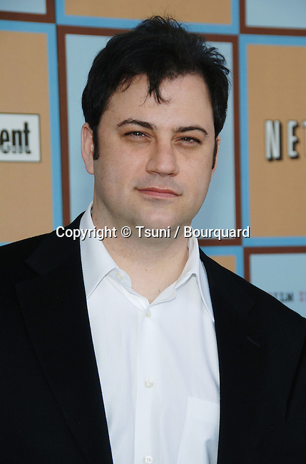 Jimmy Kimmel arriving at the 21th Independent Spirit Awards on Santa Monica Beach  in Los Angeles March 4th, 2006.