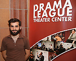 Michael Leibenluft attends the Central Academy of Drama: Professors Visit The Drama League on September 22, 2017 at the Drama League Center  in New York City.