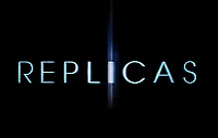 TITLE ART<br /> Replicas (2018) <br /> *Filmstill - Editorial Use Only*<br /> CAP/RFS<br /> Image supplied by Capital Pictures