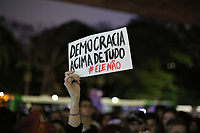 10.10.2018 - Protesto ditadura nunca mais em SP