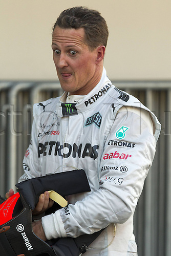 07 10 2012  FIA Formula One World Championship 2012 Grand Prix of Japan 7 Michael Schumacher ger Mercedes AMG Petronas F1 team