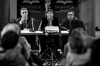 (From L to R) Di Matteo, Resta, Lodato.<br />