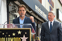 Joe Mantegna &amp; Gary Sinise at the Hollywood Walk of Fame star ceremony honoring actor Gary Sinise. Los Angeles, USA 17 April  2017<br /> Picture: Paul Smith/Featureflash/SilverHub 0208 004 5359 sales@silverhubmedia.com