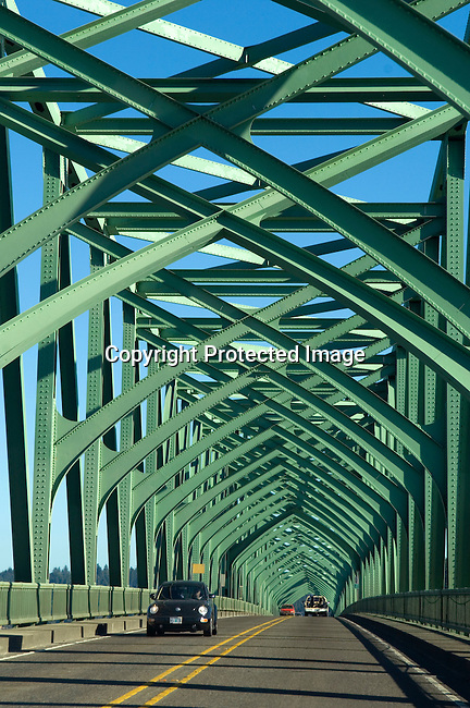 Bridge on Highway 101 near Reedsport, OR