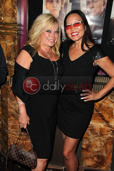 Gloria Kisel, Joyce Chow<br /> at the &quot;Father Rupert Mayer&quot; Premiere, Crest Theater, Westwood, CA 05-28-15<br /> David Edwards/Dailyceleb.com 818-249-4998