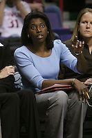 29 March 2008: Bobby Kelsey during Stanford's 72-53 win over Pitt in the sweet sixteen game of the NCAA Division 1 Women's Basketball Championship in Spokane, WA.