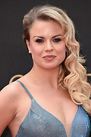 Joanne Clifton<br /> arriving for the Olivier Awards 2019 at the Royal Albert Hall, London<br /> <br /> ©Ash Knotek  D3492  07/04/2019