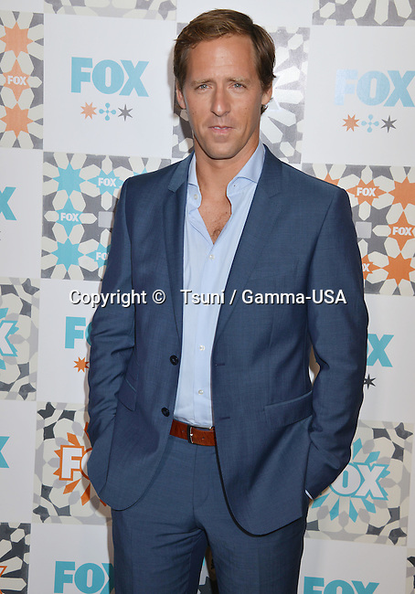 Nat Faxon  at the All Star party Fox Talent  tca 2014 At the So Ho Club In Los Angeles.