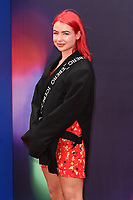 "Jess Woodley<br /> arriving for the ""Toy Story 4"" premiere at the Odeon Luxe, Leicester Square, London<br /> <br /> ©Ash Knotek  D3509  16/06/2019"