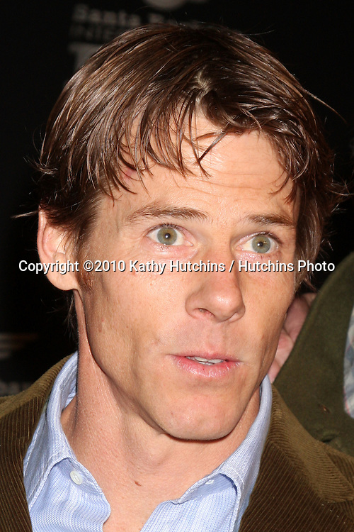 "Danny Moder, Cinematographer.arriving at the ""180 Degree South""  World Premiere at the Santa Barbara International Film Festival.Arlington Theater.Santa Barbara, CA.February 10, 2010.©2010 Kathy Hutchins / Hutchins Photo...."