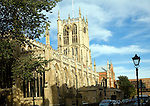 Holy Trinity church, Hull, Yorkshire, England