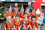 At the Sneem festival on Saturday were Richard Walsh Memorial Tournament 7 a side u10 blits, winners were Sneem/Derrynane.<br /> Front L-R: Dara Murphy, Tom Clifford, Adam Corridan and Kilian O&rsquo;Sullivan.<br /> Back L-R: Oghie Burns, Michael Casey, William Davies, Paud Casey, Sean Casey trained by Barry Clifford and Vincent Casey.