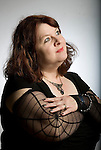 Donna Sheehy, known as Goth Mom Donna, is a subculture minister within the Goth community. She is the Director and the founder of the Grave Robbers Ministry. The Grave Robbers started in the greater Cincinati area and over the years has expanded to a major networking and outreach ministry. It is under the spiritual covering of Youth for Christ as one of the Hope for the Rejected ministries.(photo Jean-Marc Giboux)