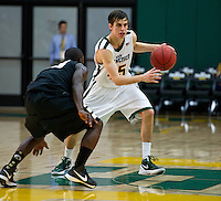 USF Basketball vs UNC Pembroke, November 5, 2012
