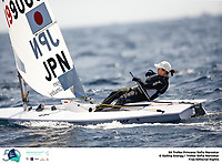 The Trofeo Princesa Sofia Iberostar celebrates this year its 50th anniversary in the elite of Olympic sailing in a record edition, to be held in Majorcan waters from 29th March to 6th April, organised by Club N&agrave;utic S&rsquo;Arenal, Club Mar&iacute;timo San Antonio de la Playa, Real Club N&aacute;utico de Palma and the Balearic and Spanish federations. &copy;PEDRO MARTINEZ/SAILING ENERGY/50th Trofeo Princesa Sofia Iberostar<br /> 02 April, 2019.