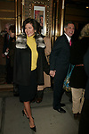 Julie Chen and Leslie Moonves attending the Opening Night Performance of DOUBT at the Walter Kerr Theatre in New York City. <br />