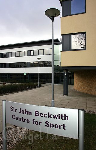 Loughborough University Sir John Beckwith Building