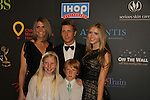 Bradley Bell and family at the 38th Annual Daytime Entertainment Emmy Awards 2011 held on June 19, 2011 at the Las Vegas Hilton, Las Vegas, Nevada. (Photo by Sue Coflin/Max Photos)