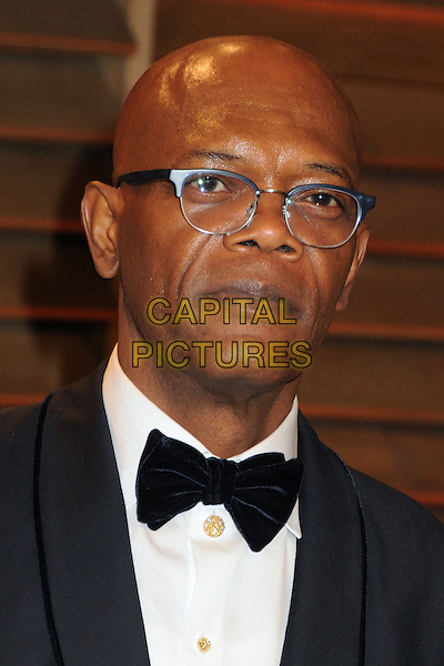 02 March 2014 - West Hollywood, California - Samuel L. Jackson. 2014 Vanity Fair Oscar Party following the 86th Academy Awards held at Sunset Plaza. <br /> CAP/ADM/BP<br /> &copy;Byron Purvis/AdMedia/Capital Pictures