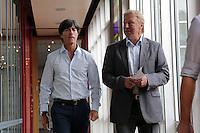 08.08.2013: DFB-Pressekonferenz