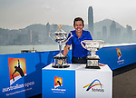 Australian Open Trophy Tour in Hong Kong - 2013