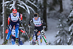 03/01/2014, Dobbiaco, Toblach - 2014 Cross Country Ski World Cup Tour de ski <br /> Lucia Scardoni in action during the Ladies 15 km Free Pursuit in Dobbiaco, Toblach, Italy on 03/01/2014.