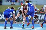 North Harbourv Auckland men's final. NHL Hockey, Blake Park, Tauranga, Sunday 22 September 2019. Photo: Simon Watts/www.bwmedia.co.nz/HockeyNZ