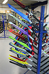 Thompson Bikes factory in Leissens, Flanders, Belgium. 23rd March 2017.<br /> Picture: Eoin Clarke   Cyclefile<br /> <br /> <br /> All photos usage must carry mandatory copyright credit (&copy; Cyclefile   Eoin Clarke)