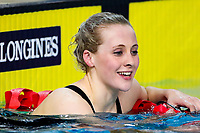 Picture by Alex Whitehead/SWpix.com - 08/04/2018 - Commonwealth Games - Swimming - Optus Aquatics Centre, Gold Coast, Australia - Siobhan Marie-O'Connor of England wins Gold in the Women's 200m Individual Medley final.