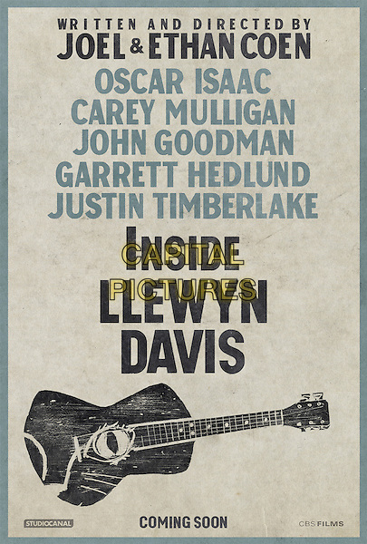 POSTER ART<br /> in Inside Llewyn Davis (2013) <br /> *Filmstill - Editorial Use Only*<br /> CAP/FB<br /> Image supplied by Capital Pictures